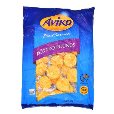 Cartofi condimentați Rostiko's rotunzi