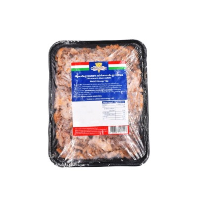 Carne condimentată, din pulpă de pui, pt Gyros