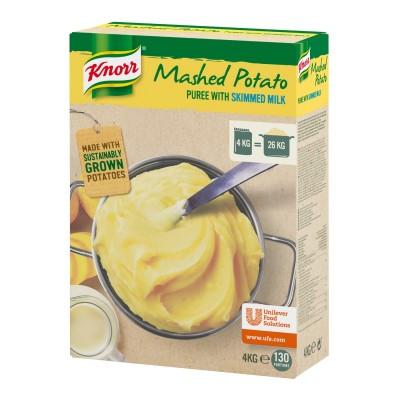 Piure de cartofi cu lapte 4 kg