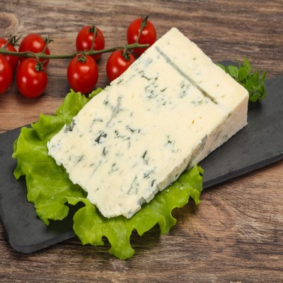 Sugestie de prezentare - Gorgonzola DOP cu mucegai verde