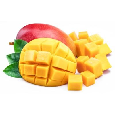 Sugestie d eprezentare mango cuburi, 1 kg