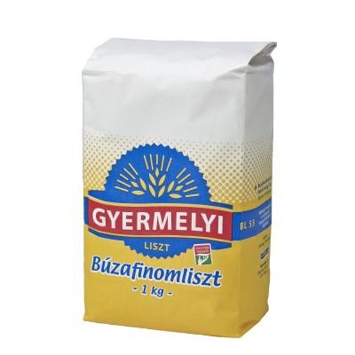 Făină albă de grâu BL55, 1 Kg