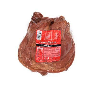 Ciolan de porc dezosat, afumat, ~1,5kg/vid
