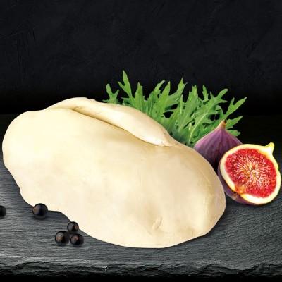 Sugestie de prezentare pentru Ficat de rață grasă (Foie gras)