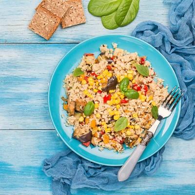 Sugestie de prezentare - Quinoa  albă 1kg