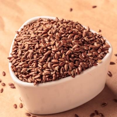 Sugestie de prezentare - Semințe de in 1kg