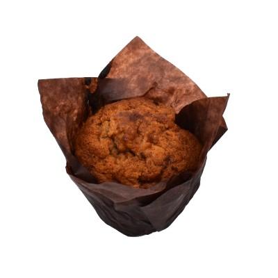 Muffin cu mere și nucă 54x90g