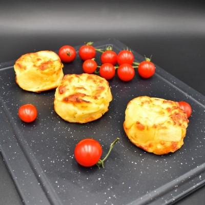 Cartofi gratinați cu cașcaval și smântână, 1,5 kg