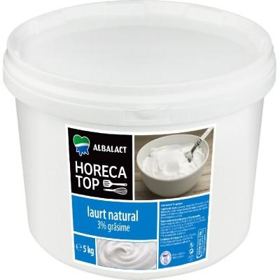 Iaurt natural 3%