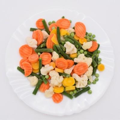 Amestec legume de grădină