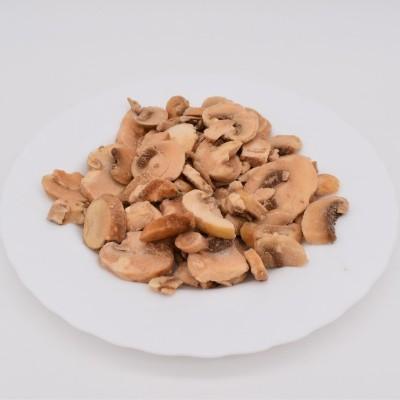 Ciuperci champignon felii