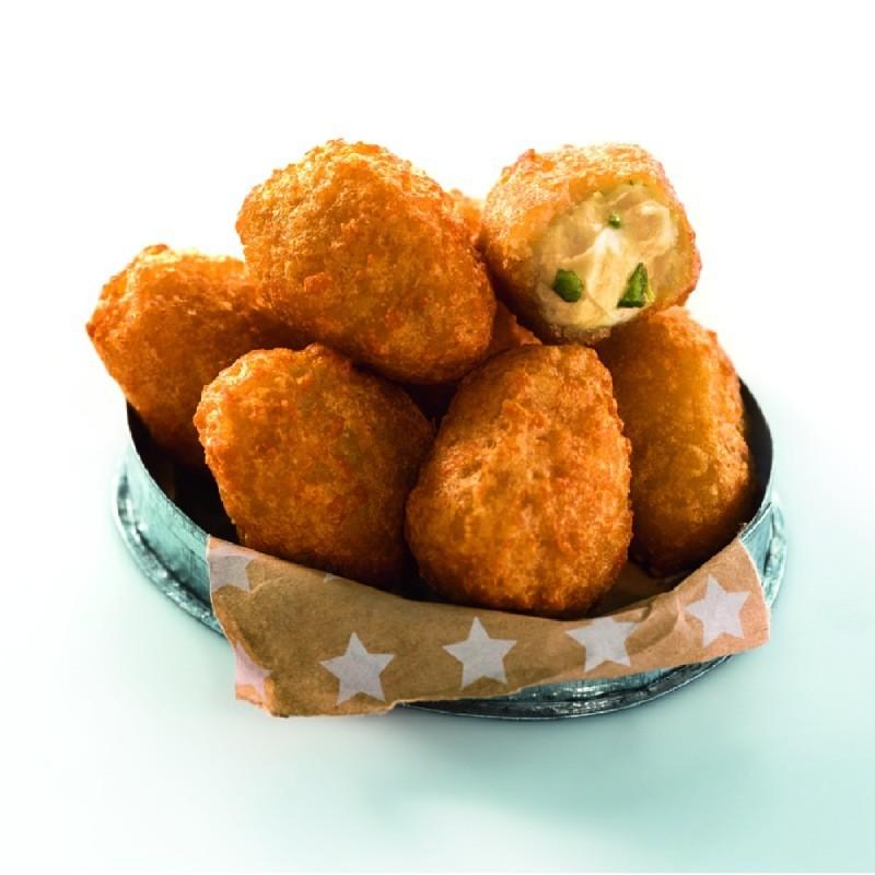 Chili cheese nuggets