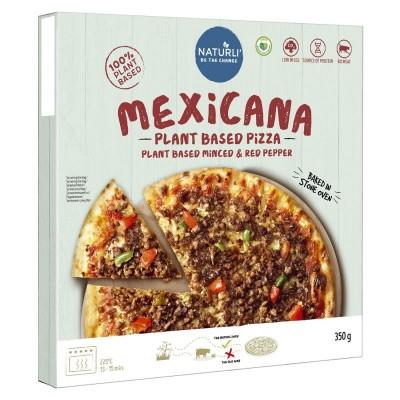 Pizza Mexicană Vegană