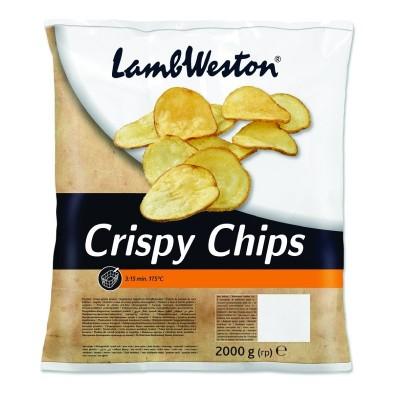 Chips de cartofi cu coajă
