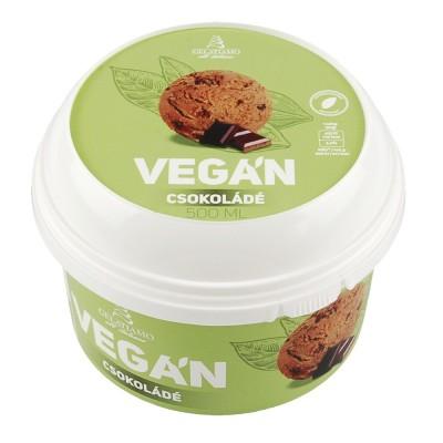 Îngheţată Vegană de ciocolată