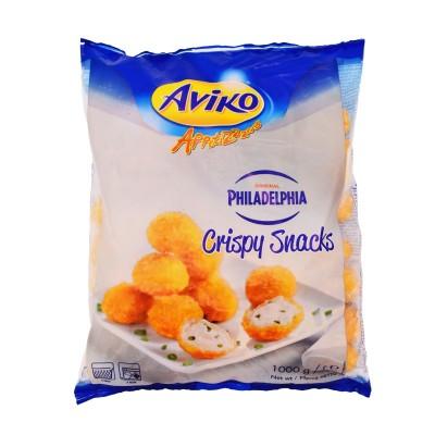 Philadelphia crispy snack