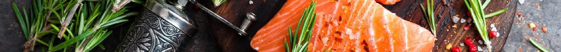 Pește și fructe de mare congelate / fresh